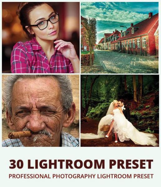 Preset 30 Lightroom Preset for lightroom