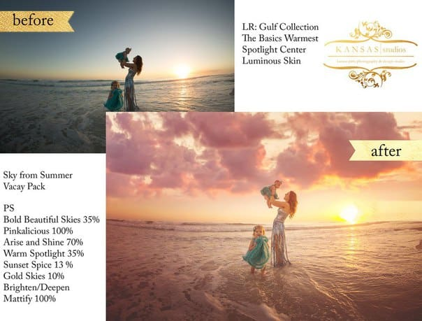 Preset Photoshop Actions + ACR Presets + Lightroom Presets for lightroom