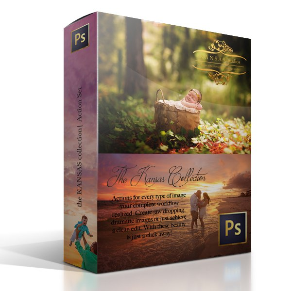 Preset Kansas Pitts Photoshop Actions Collection for lightroom