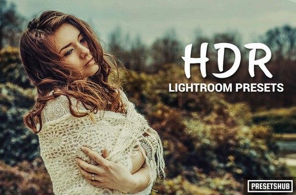 Preset 20 Premium HDR Lightroom Presets for lightroom