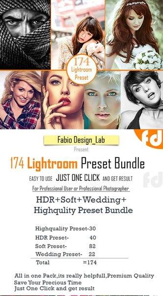 Preset 174 Lightroom Preset Bundle for lightroom