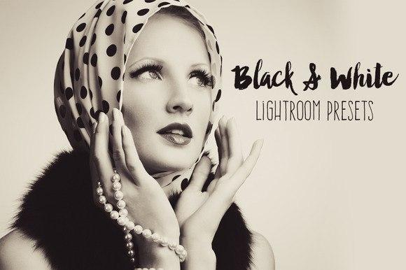 Preset Black & White Lightroom Presets for lightroom