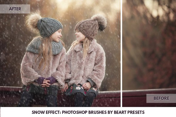 Preset Brushes, Textures, Action for lightroom