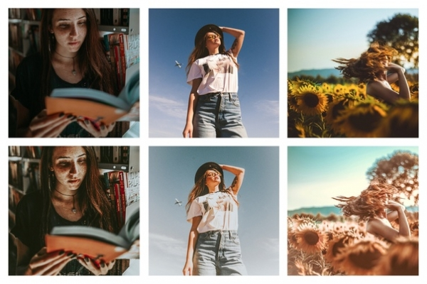Preset ADVINA Wanderlust for lightroom