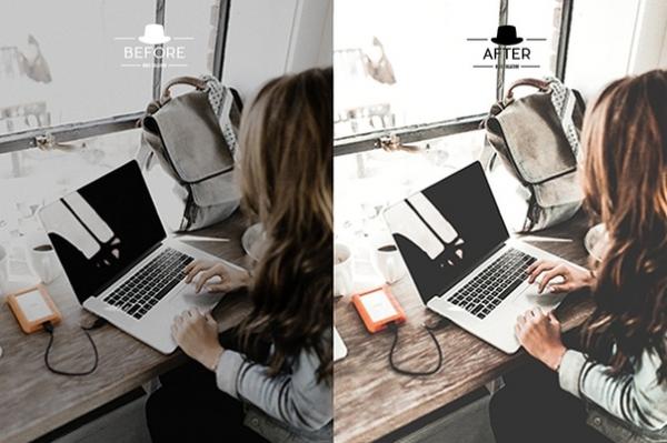 Preset Lifestyle (mobile) for lightroom