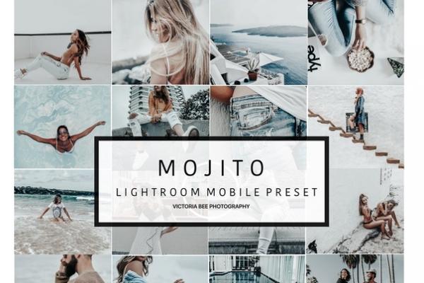 Preset MOJITO for lightroom