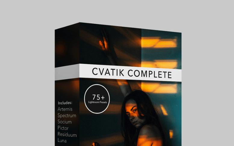Preset CVatik Complete PRO for lightroom