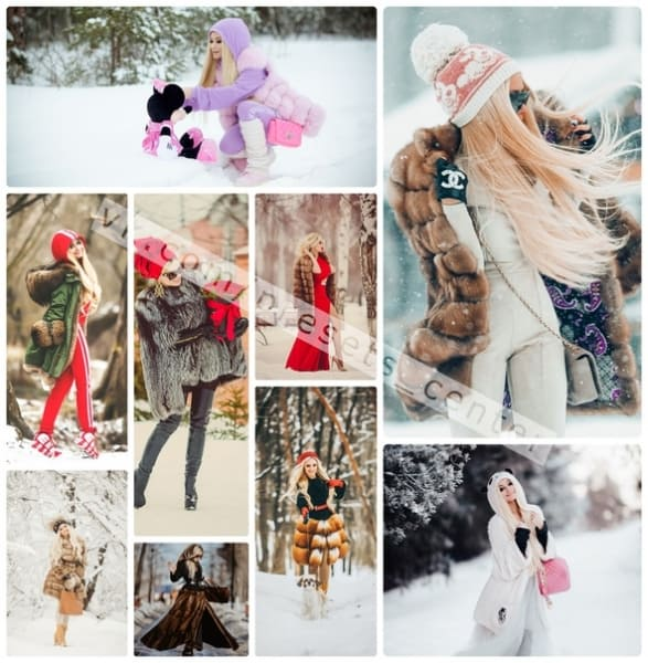 Preset Presets OKStyle Christmas Download for for lightroom