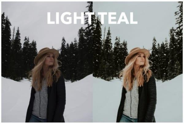 Preset Innate Light Pack DNG MOBILE for lightroom