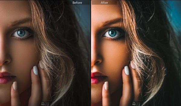 Preset vsco cam portrait for lightroom