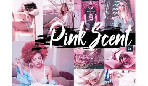 Preset Pink Desktop for lightroom