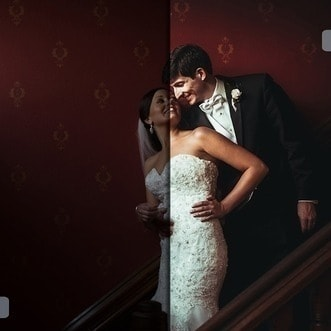 Preset Forever Thine Wedding Workflow for lightroom