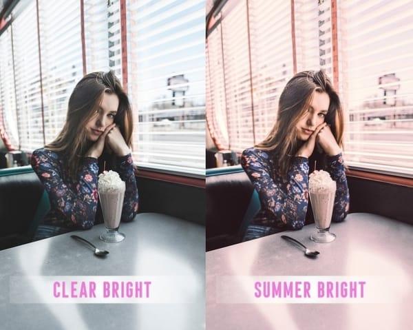 Preset ML - Blogger for lightroom