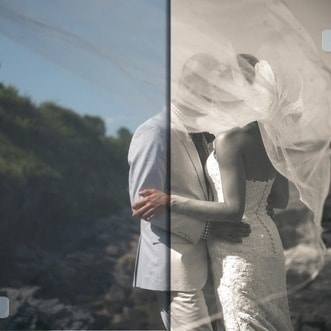 Preset Forever Thine Wedding Workflow for lightroom
