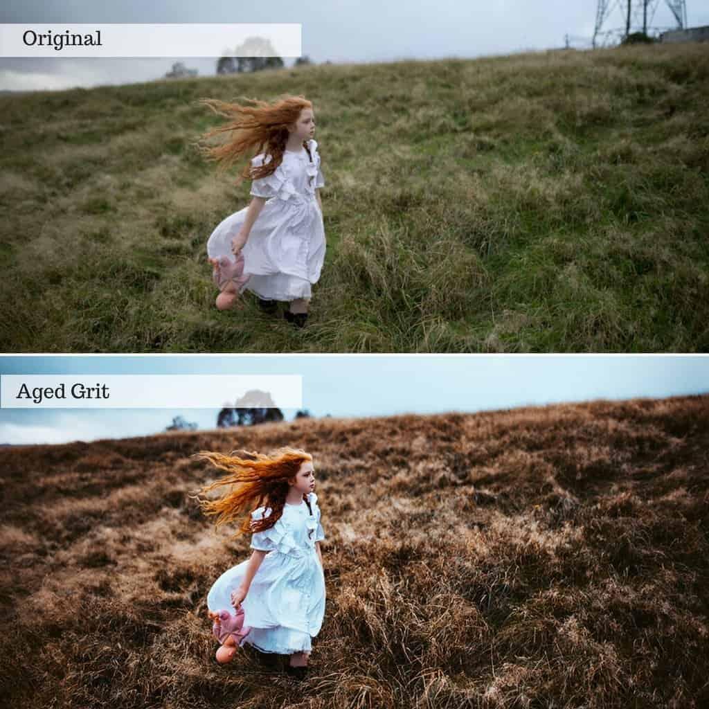 Preset Earthy Moods — Brixton Film for lightroom