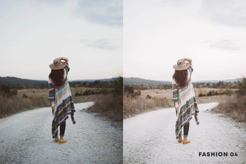 Preset ParkerArrow Presets - Fashion Pack Desktop & Mobile for lightroom