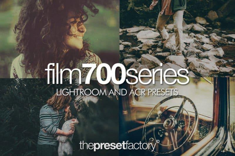Preset The Preset Factory - Film 700 for lightroom