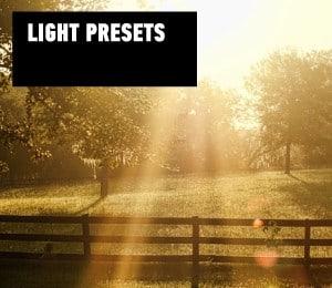 light presets