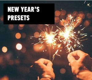 new years presets