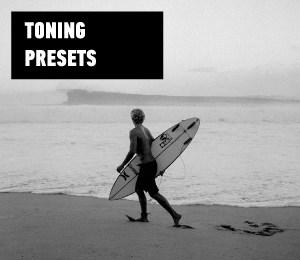 toning presets