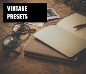 vintage presets
