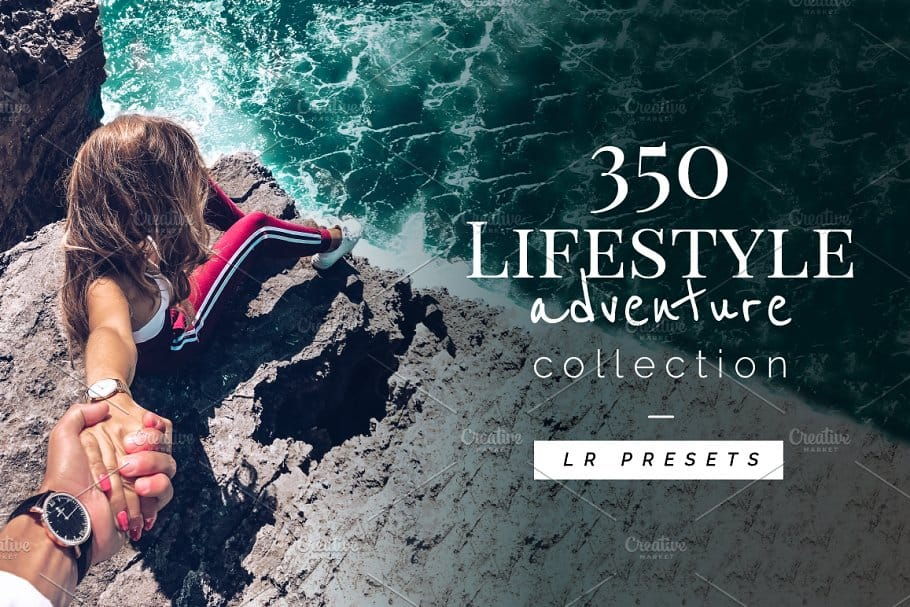 Preset 350 Lifestyle/Adventure for lightroom