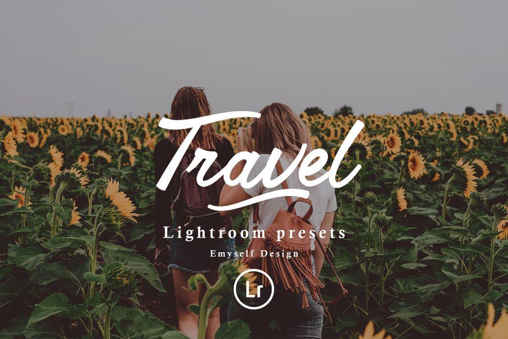 Preset Travel Preset for lightroom