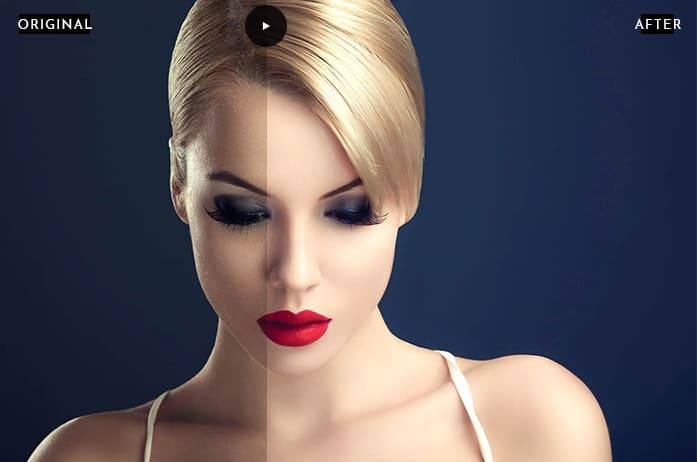 Preset 33 Pro Skin Retouch Lightroom Presets for lightroom