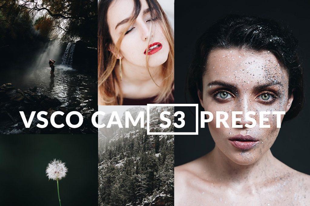 Preset VSCO Cam S3 Lightroom Presets for lightroom