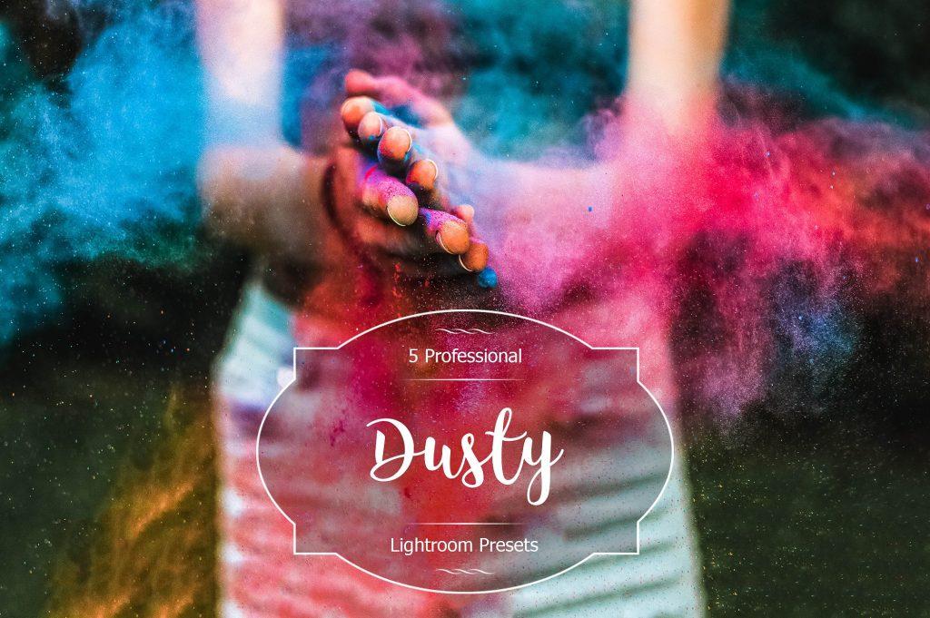 Preset Dusty Preset for lightroom
