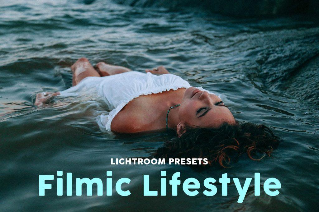 Preset Filmic Lifestyle for lightroom