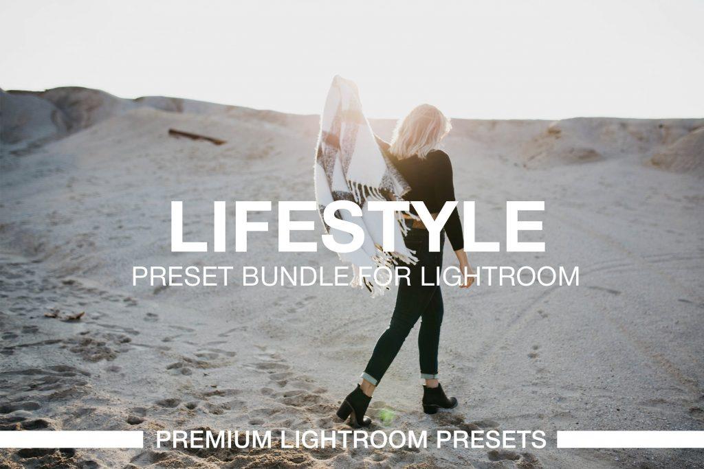 Preset Lifestyle Lightroom Preset Pack for lightroom