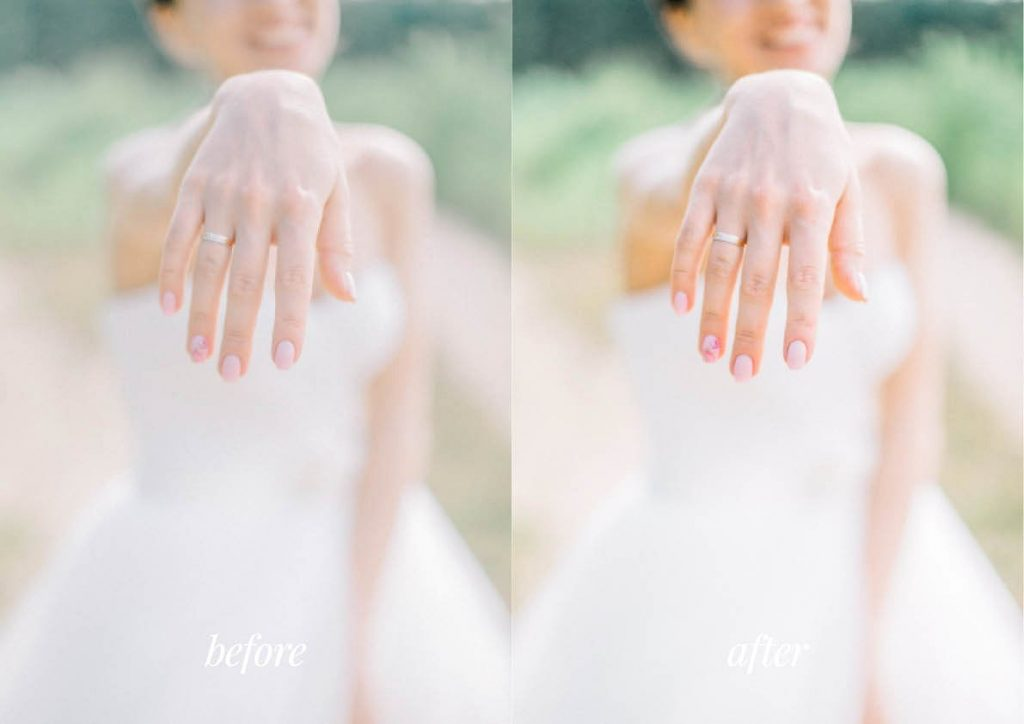 Preset Light and Airy for lightroom
