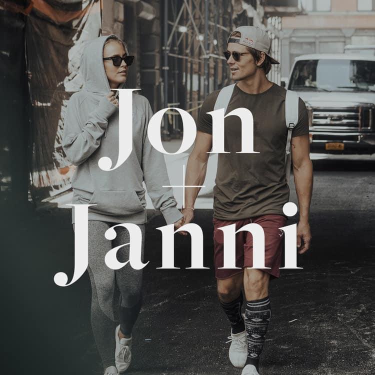 Preset Jon & Janni Bundle Lightroom Preset Pack for lightroom