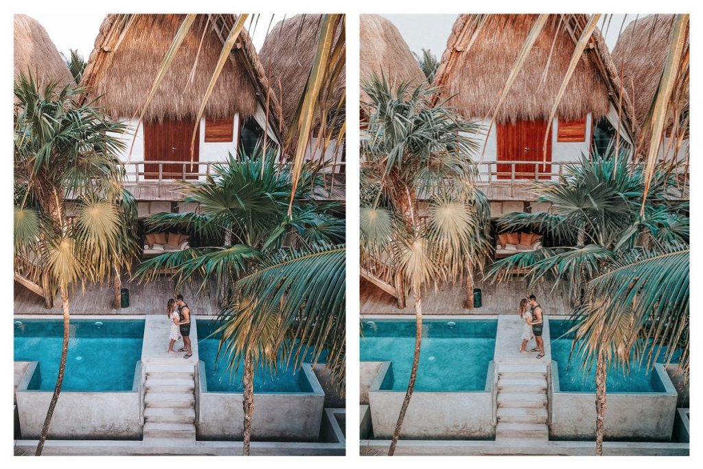 Preset Tulum Presets for lightroom