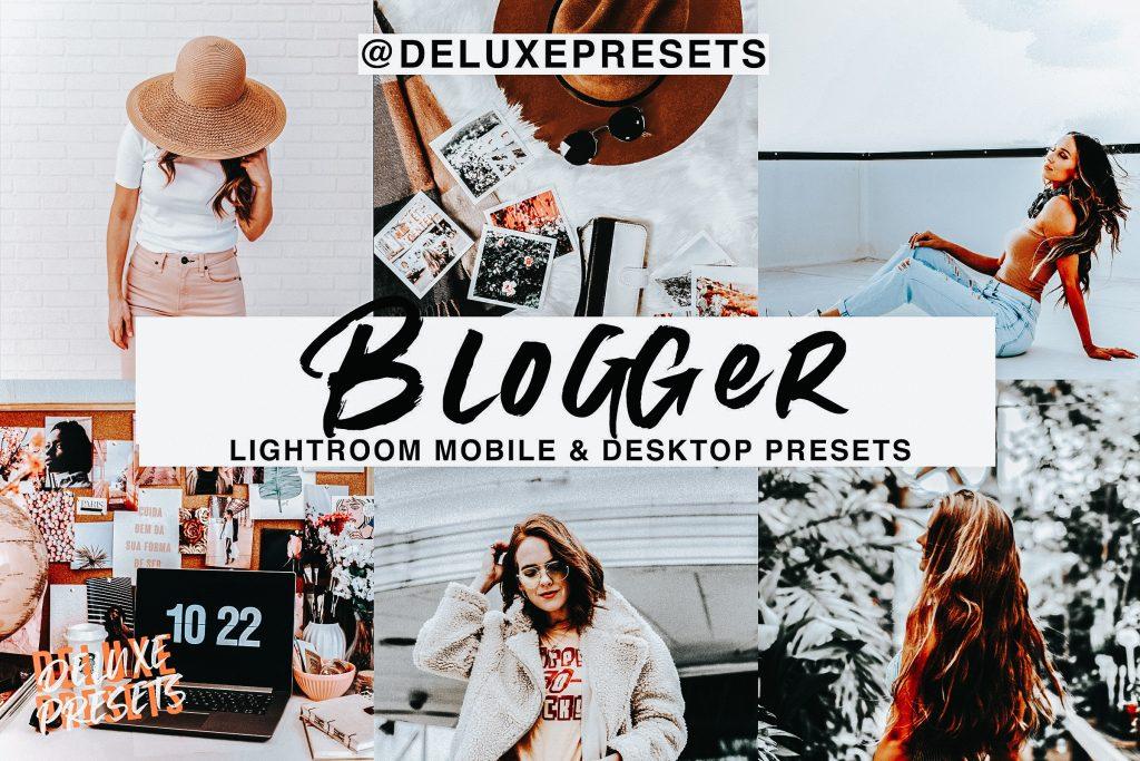Preset Blogger Lightroom Presets for lightroom