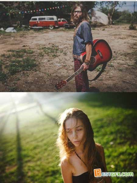 Preset Creativemarket Portrait Lightroom Presets for lightroom
