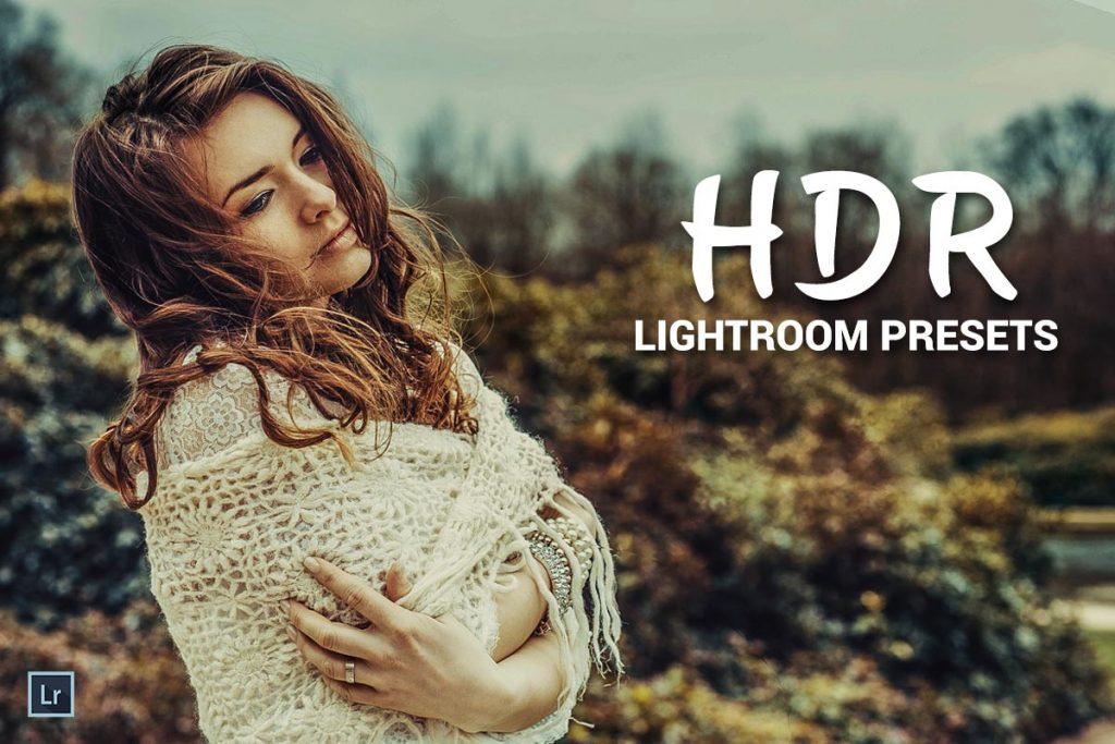 Preset 16 HDR Lightroom Presets for lightroom