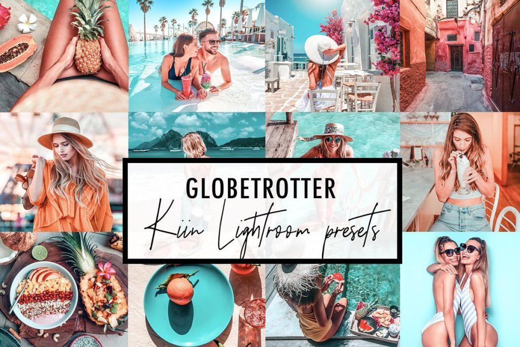 Preset Globetrotter Presets for lightroom