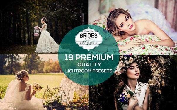 Preset 19 Premium Bride Presets for lightroom