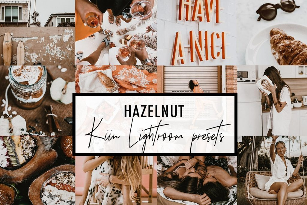 Preset Hazelnut Vintage Lightroom Presets for lightroom