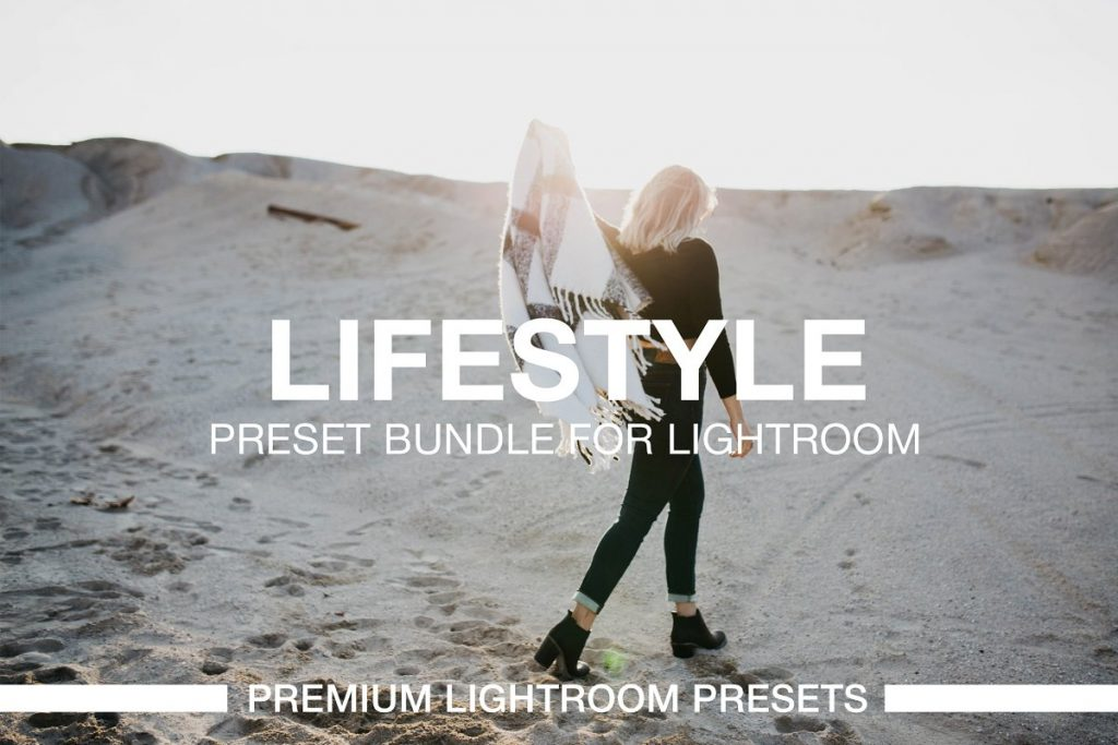 Preset Lifestyle Lightroom Preset for lightroom
