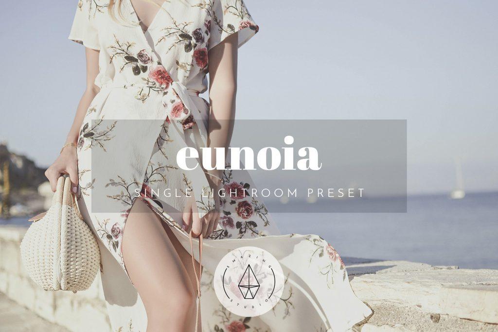Preset Eunoia - Lightroom Preset for lightroom