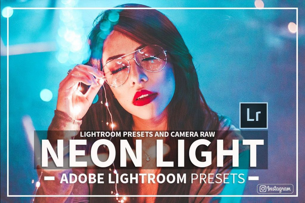 Preset Neon Lightroom Presets for lightroom