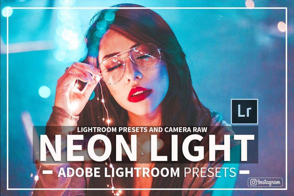 Preset Neon Lightroom Presets for lightroom