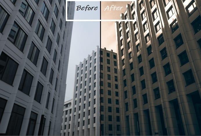 Preset Urban Lightroom Presets for lightroom