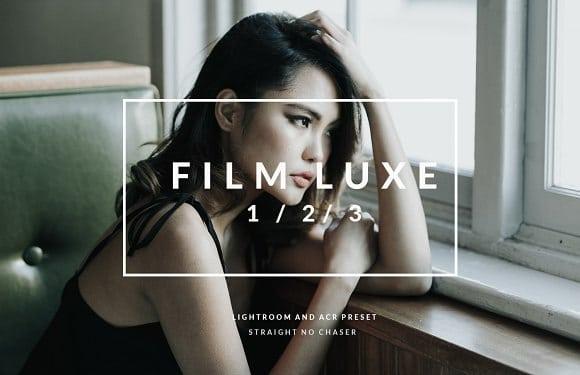 Preset Film Luxe Lightroom Preset for lightroom