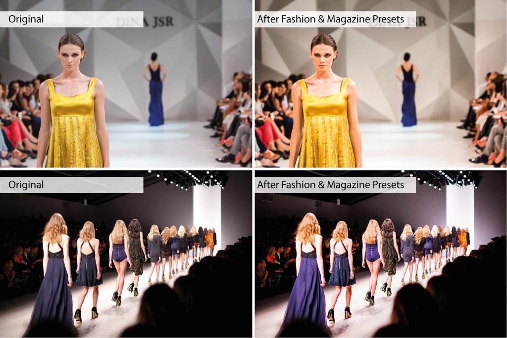 Preset 75 Fashion Lightroom & ACR Presets for lightroom