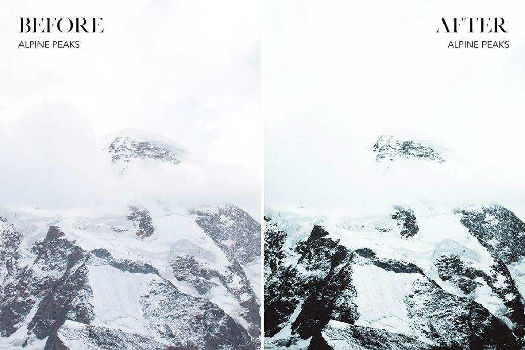 Preset Joshua Fuller Lightroom Presets Vol. 1 - FilterGrade for lightroom