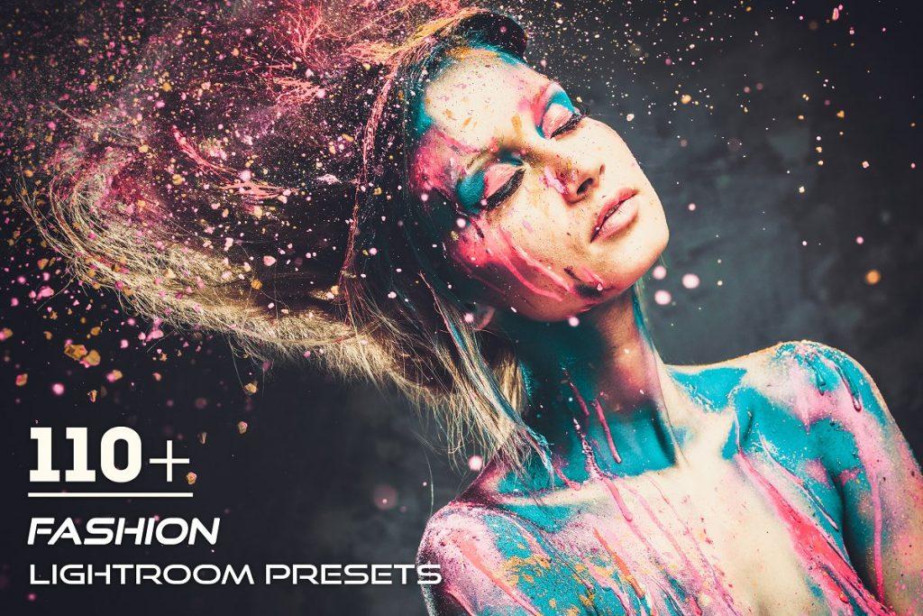 Preset 110 Fashion Lightroom Presets for lightroom